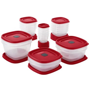 Rubbermaid Easy Find Lids 40-Piece Food Storage Set