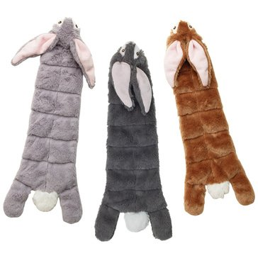 Ethical Pet Tons-O-Squeakers Skinneeez Rabbit