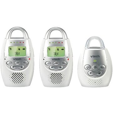 Vtech Safe & Sound Digital Audio Monitor With Two Parent Units