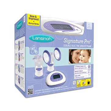 Lansinoh Signature Pro Double Electric Breast Pump_D