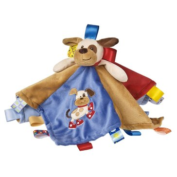 Mary Meyer Taggies Buddy Dog Character Blanket