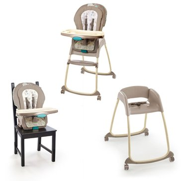 Ingenuity Trio 3-in-1 Deluxe High Chair, Sahara Burst