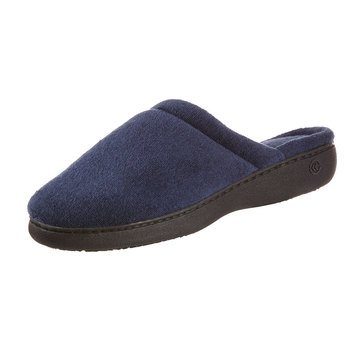 Totes Isotoner Women's Terry Secret Sole Clog Slippers