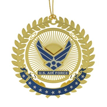 Chemart United States Air Force Military Keepsakes Ornament