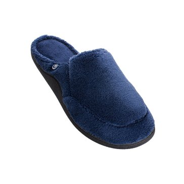 Isotoner Men's Microterry Clog Slipper