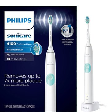 Philips Sonicare 4100 Rechargeable Electric Toothbrush