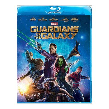 Guardians of the Galaxy Blu-Ray/ DVD