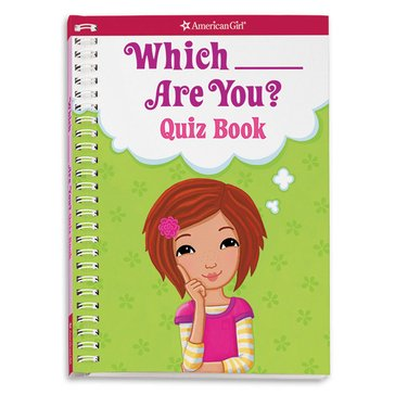 American Girl Which Are You? Quiz Book