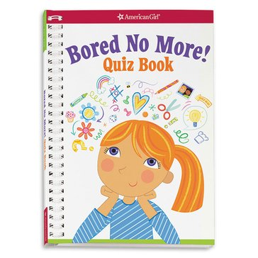 American Girl Bored No More Quiz Book