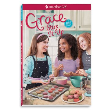 American Girl Grace Book 2