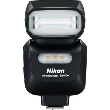 Nikon SB-500 AF Speedlight Flash for Nikon Digital SLR Cameras