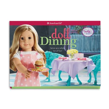 American Girl Truly Me: Doll Dining Activity Book