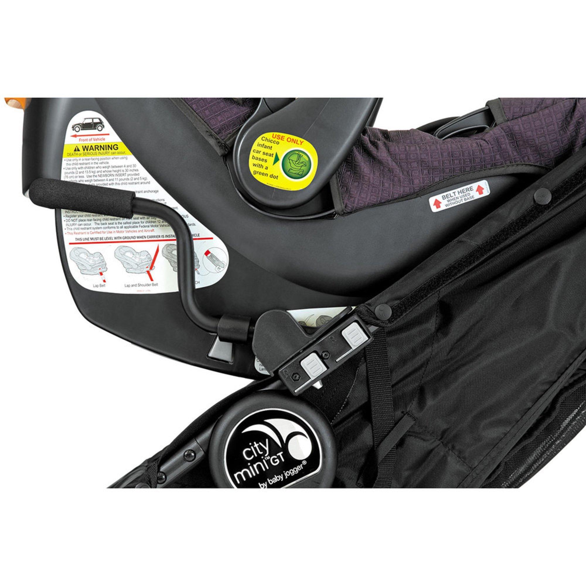 Baby Jogger Car Seat Adapter Single (city Mini) | Stroller ...