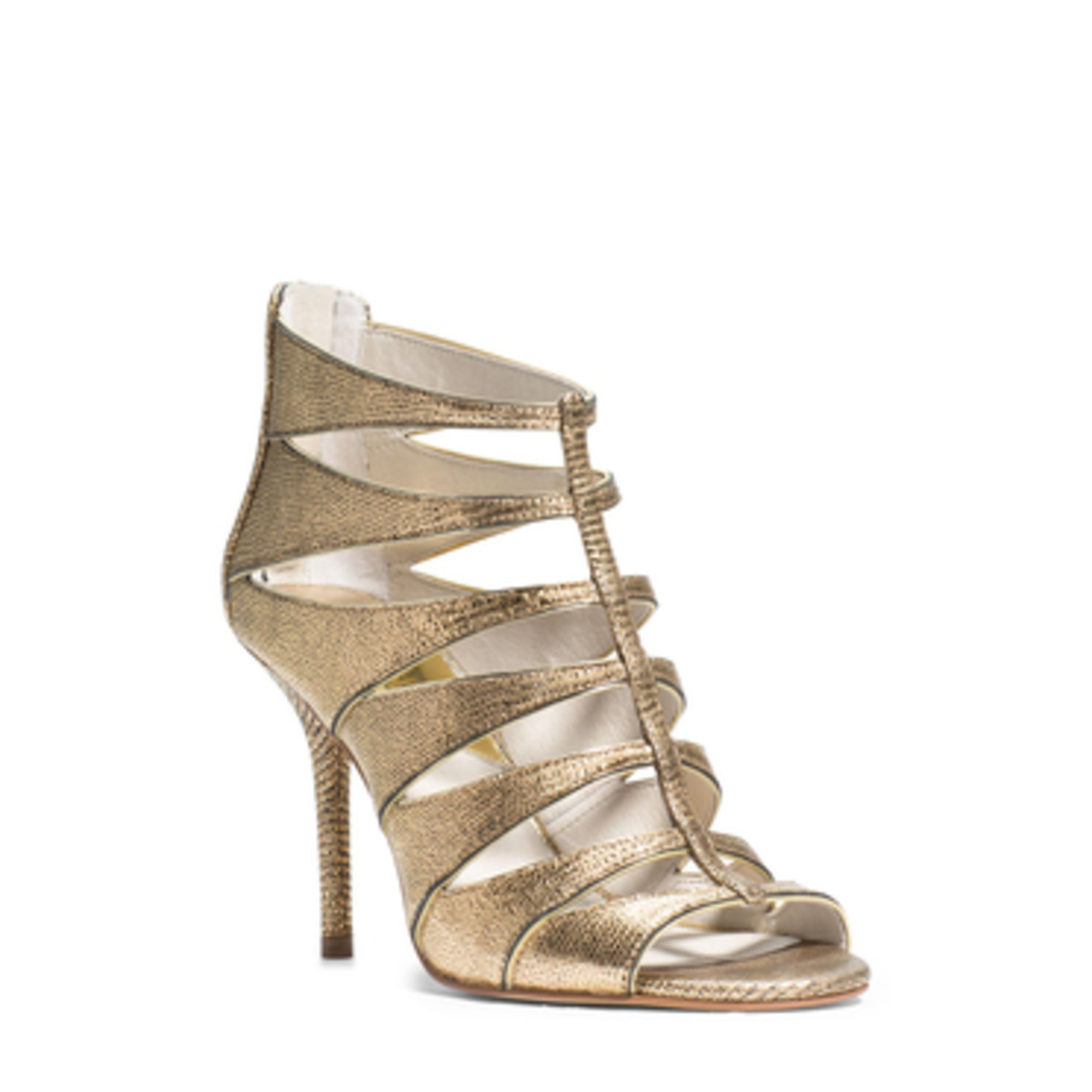 michael kors michael kors mavis women s caged sandal based on 0 ...