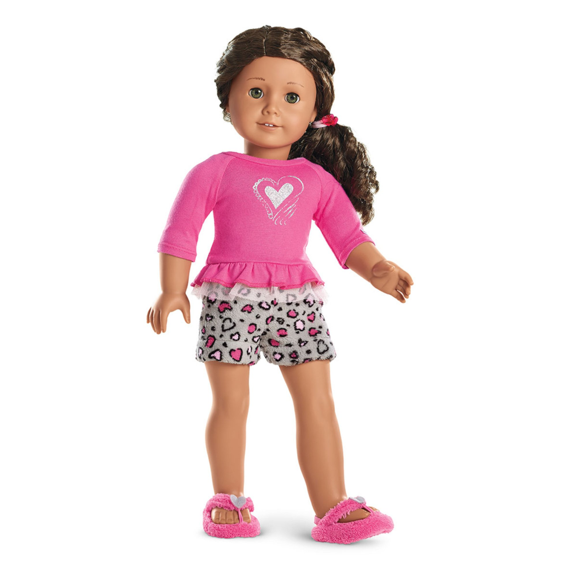 american girl american girl lovely leopard pjs based on 0 reviews msrp ...