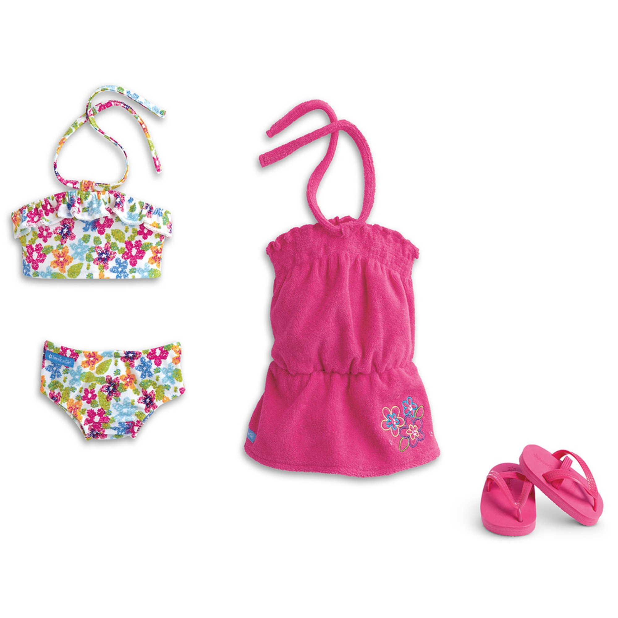 american girl american girl floral swim outfit based on 0 reviews msrp ...